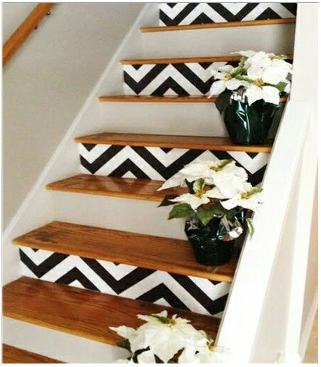 pattern stairs